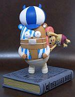 Figure chopper × Coomassie (ed. thriller) one piece top betting history of chopper E award