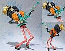 【中古】フィギュア フィギュアーツZERO ブルック(新世界ver.) 「ワンピース」【05P24Feb14】【画】