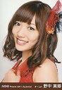 【中古】生写真(AKB48 SKE48)/アイドル/AKB48 野中美郷/顔アップ/劇場トレーディング生写真セット2011.September