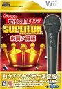 【中古】Wiiソフト カラオケJOYSOUND Wii SuperDXお買い得版[廉価版]【10P13Jun14】【画】
