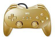 Wii hardware Golden classical music controller PRO