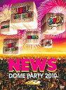 【中古】邦楽DVD NEWS / DOME PARTY 2010 LIVE LIVE LIVE DVD 初回限定盤
