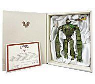 【中古】フィギュアロボット兵 庭園バージョン 「天空の城ラピュタ」 DVDコレクターズ・エディション同梱品