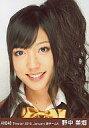【中古】生写真(AKB48 SKE48)/アイドル/AKB48 野中美郷/顔アップ/劇場トレーディング生写真セット2010.January