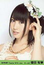 【中古】生写真(AKB48 SKE48)/アイドル/AKB48 増田有華/顔アップ 左手髪飾り/劇場トレーディング生写真セット2010.July