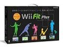 【中古】Wiiハード Wii Fit Plus バランスWiiボード(クロ)セット