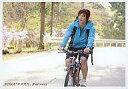 【中古】生写真(男性)/俳優 馬場徹/富田アキ役/横型/自転車乗り/映画『キズモモ』生写真