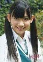 【中古】生写真(AKB48 SKE48)/アイドル/AKB48 小林茉里奈/バストアップ/白シャツ グリーンのニット 白ジャケット/上からマリコ初回特典