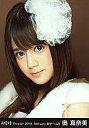 【中古】生写真(AKB48・SKE48)/アイドル/AKB48 奥真奈美/顔アップ/劇場トレーディング生写真セット2010.February