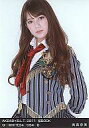 【中古】生写真(AKB48・SKE48)/アイドル/AKB48 奥真奈美/AKB48×B.L.T.2011/桜BOOK/な-WHITE34/034-B