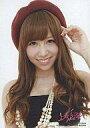 【中古】生写真(AKB48・SKE48)/アイドル/AKB48 河西智美/バストアップ・左手を帽子に/赤い帽子/上からマリコ初回特典