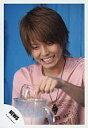 【中古】生写真(ジャニーズ)/アイドル/NEWS NEWS/手越祐也/上半身/ミキサー/ピンクTシャツ/公式生写真