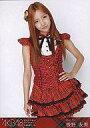 【中古】生写真(AKB48 SKE48)/アイドル/AKB48 板野友美/膝上 赤チェック/よっしゃぁ〜行くぞぉ〜 in 西武ドーム スペシャルBOX特典