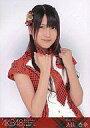 【中古】生写真(AKB48・SKE48)/アイドル/AKB48 入山杏奈/腰上・赤チェック/よっしゃ
