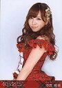 【中古】生写真(AKB48 SKE48)/アイドル/AKB48 河西智美/腰上 赤チェック/よっしゃぁ〜行くぞぉ〜 in 西武ドーム スペシャルBOX特典