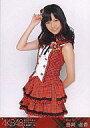 【中古】生写真(AKB48・SKE48)/アイドル/AKB48 島崎遥香/膝上・赤チェック/よっしゃ
