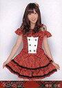 【中古】生写真(AKB48・SKE48)/アイドル/AKB48 仲俣汐里/膝上・赤チェック/よっしゃぁ〜行くぞぉ〜!in 西武ドーム スペシャルBOX特典