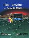 【中古】MSX/MSX2 カートリッジROMソフト フライトシミュレーターwith Torpedo Attack(魚雷 攻撃)【02P03Dec16】【画】
