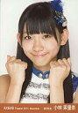 【中古】生写真(AKB48・SKE48)/アイドル/AKB48 小林茉里奈/顔アップ/両手グー/劇場トレーディング生写真セット2011.November
