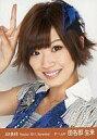 【中古】生写真(AKB48・SKE48)/アイドル/AKB48 田名部生来/顔アップ・右手ピースサイン/劇場トレーディング生写真セット2011.November