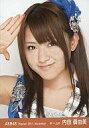 【中古】生写真(AKB48・SKE48)/アイドル/AKB48 内田眞由美/顔アップ・右手頭/劇場トレーディング生写真セット2011.November