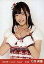【中古】生写真(AKB48・SKE48)/アイドル/AKB48 大森美優/上半身・両手胸元/劇場トレーディング生写真セット2011.December