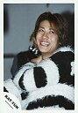 【中古】生写真(男性)/アイドル/KAT-TUN KAT-TUN/赤西仁/バストアップ・白黒ボーダー柄・笑顔/公式生写真【10P06may13】【fs2gm】【画】
