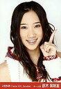 【中古】生写真(AKB48・SKE48)/アイドル/AKB48 鈴木紫帆里/顔アップ・左手人差し指立て/劇場トレーディング生写真セット2011.December