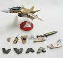 【中古】トレーディングフィギュア VF-1Aバルキリー 統合軍量産機(可変タイプ) 「超時空要塞マクロス」 スーパーディメンションフィギュア シリーズ001