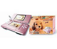 Nintendo 3 DS hard EU version Nintendo DS console nintendogs pak