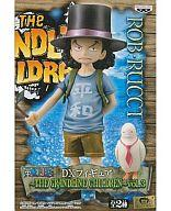 Figure Rob Lucci 'one piece' DX PVC figure-THE GRANDLINE CHILDREN ~ vol.3