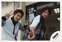 【中古】生写真(ジャニーズ)/アイドル/嵐 嵐/相葉雅紀・大野智/横型・バストアップ・相葉右手ピース・大野両手ピース/公式生写真