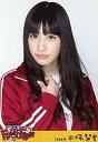 【中古】生写真(AKB48・SKE48)/アイドル/AKB48 中塚智実/バストアップ・赤ジャージ・右手胸元/ドッキリ女学園特典