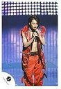 【中古】生写真(男性)/アイドル/KAT-TUN KAT-TUN/田中聖/ライブフォト・衣装赤・両手マイク・背景紫/公式生写真【10P24Jun13】【画】