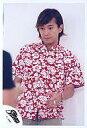 【中古】生写真(男性)/アイドル/SMAP SMAP/中居正広/上半身・シャツ赤白・左手前・口閉じ・背景白/公式生写真【10P06may13】【fs2gm】【画】