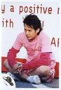 【中古】生写真(男性)/アイドル/SMAP SMAP/中居正広/全身・Tシャツピンク・あぐら座り・両手あわせ・目線左/公式生写真【10P06may13】【fs2gm】【画】