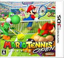 【新品】ニンテンドー3DSソフト マリオテニス オープン【02P03Dec16】【画】