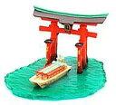 【中古】トレーディングフィギュア 厳島神社の大鳥居 「フィギュア版 中国四国物産展」 2007年 サ