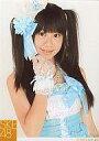 【中古】生写真(AKB48・SKE48)/アイドル/SKE48 若林倫香/バストアップ・衣装水色・右手口元/公式生写真
