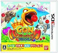 Nintendo 3DS software Gon tapir tapir tapir tapir adventure