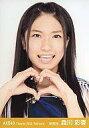 【中古】生写真(AKB48 SKE48)/アイドル/AKB48 森川彩香/バストアップ 手でハート/劇場トレーディング生写真セット2012.February