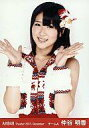 【中古】生写真(AKB48 SKE48)/アイドル/AKB48 仲谷明香/上半身/劇場トレーディング生写真セット2011.December