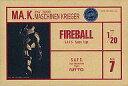 【中古】プラモデル 1/20 FIREBALL-ファイアーボール- 「Ma.K. マシーネンクリーガー」 シリーズ7 [24109]