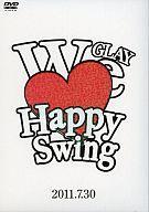 【中古】邦楽DVD GLAY / WE LOVE HAPPYSWING 2011.7.30