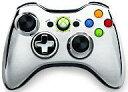 【中古】XBOX360ハード Xbox360 ワイヤレス コントローラー SE (クロームシルバー)【02P03Dec16】【画】