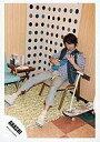 【中古】生写真(ジャニーズ)/アイドル/嵐 嵐/相葉雅紀/衣装青チェック・座り・ギター青・椅子/公式生写真