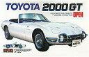 【中古】プラモデル 1/20 トヨタ 2000GT オープン [3012]【タイムセール】