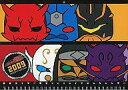 【中古】カレンダー 仮面ライダー電王 イマジン 2009年度カレンダー