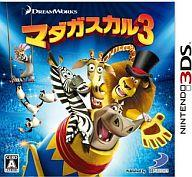 Nintendo 3ds software Madagascar 3