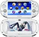 【中古】PSVITAハード PlayStationVita本体 初音ミク Limited Edition Wi-Fiモデル